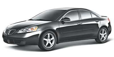 Used 2008  Pontiac G6 4d Sedan V6 at Bill Fitts Auto Sales near Little Rock, AR