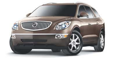 Used 2008  Buick Enclave 4d SUV AWD CXL at Good Wheels Calcutta near East Liverpool, OH