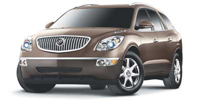 Used 2008  Buick Enclave 4d SUV FWD CXL at Carriker Auto Outlet near Knoxville, IA