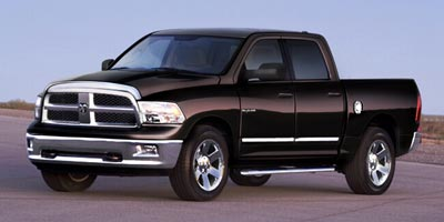 Used 2009  Dodge Ram 1500 4WD Crew Cab SLT at Carriker Auto Outlet near Knoxville, IA