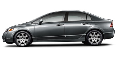 2009 Honda Civic LX  for Sale  - F8280A  - Fiesta Motors