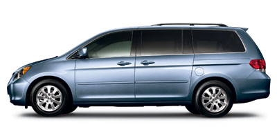 Used 2009  Honda Odyssey 5d Wagon EX at Express Auto near Kalamazoo, MI
