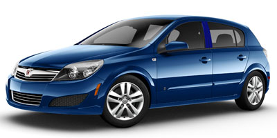 Used 2008  Saturn Astra 5d Hatchback XE at Credit Now Auto Inc near Huntsville, AL