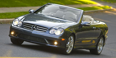 2009 Mercedes-Benz CLK-Class 5.5L  for Sale  - 10825  - Pearcy Auto Sales