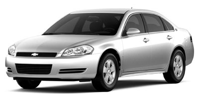 2009 Chevrolet Impala 3.5L LT  for Sale  - UR4765A  - Fiesta Motors