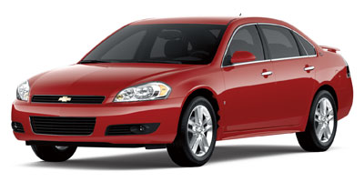 2009 Chevrolet Impala LTZ  for Sale  - R6480A  - Fiesta Motors