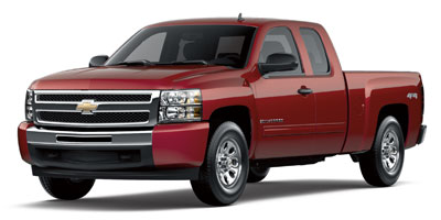2009 Chevrolet Silverado 1500 LS 2WD Extended Cab  for Sale  - 10724  - Pearcy Auto Sales