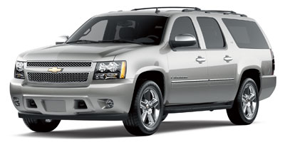 2009 Chevrolet Suburban  - MCCJ Auto Group