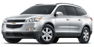 2009 Chevrolet Traverse LT w/1LT AWD  for Sale  - 10474  - Pearcy Auto Sales