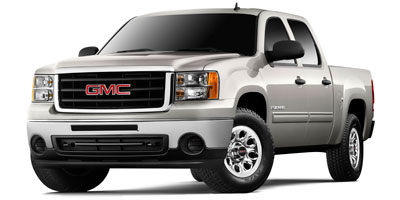 Used 2012  GMC Sierra 1500 2WD Crew Cab SLE at The Gilstrap Family Dealerships near Easley, SC
