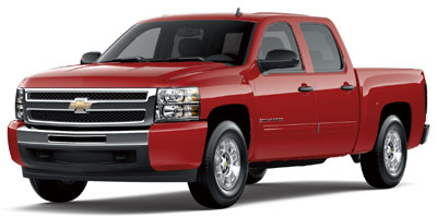 2009 Chevrolet Silverado 1500 LT 2WD Crew Cab  for Sale  - F9756A  - Fiesta Motors