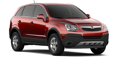 Used 2009  Saturn Vue 4d SUV FWD XE at Credit Now Auto Inc near Huntsville, AL