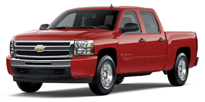 Used 2009  Chevrolet Silverado 1500 4WD Crew Cab LT at Car Zone Sales near Otsego, MS