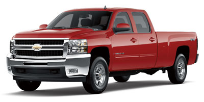 Used 2009  Chevrolet Silverado 3500 4WD Crew Cab LTZ DRW at Red River Pre-Owned near Jacksonville, AR