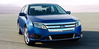 2010 Ford Fusion SPORT  - F9220A