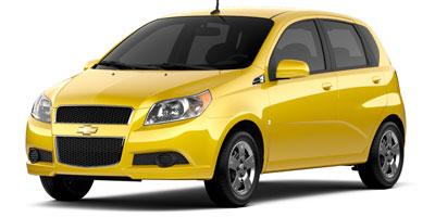 2009 Chevrolet Aveo LT w/1LT  - F8869A