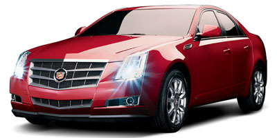 Used 2009  Cadillac CTS 4d Sedan AWD DI at Frank Leta Automotive Outlet near Bridgeton, MO