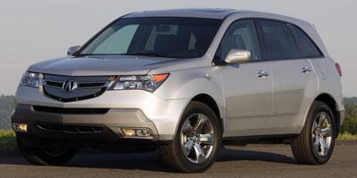 Used 2009  Acura MDX 4d SUV Sport w/Ent Pkg at Credit Now Auto Inc near Huntsville, AL