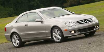 Used 2009  Mercedes-Benz CLK-Class 2d Coupe CLK350 at The Gilstrap Family Dealerships near Easley, SC