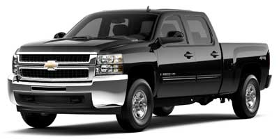 2009 Chevrolet Silverado 2500HD HEAVY DUTY LT 4WD Crew Cab  for Sale  - 11725  - Area Auto Center