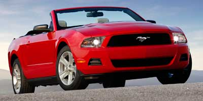 Used 2010  Ford Mustang 2d Convertible GT at Royal Family Motors near North Canton, OH