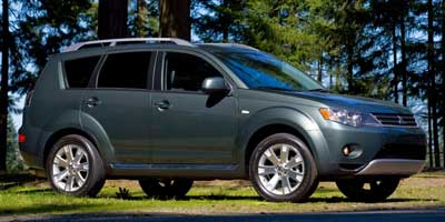 2009 Mitsubishi Outlander ES for Sale  - 011154  - Premier Auto Group