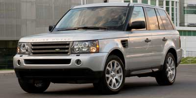 Used 2009  Land Rover Range Rover Sport 4d SUV HSE at Superior Car Credit near East Dundee, IL