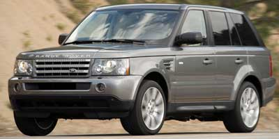 Used 2009  Land Rover Range Rover Sport 4d SUV SC at Auto Finance King near Taylor, MI