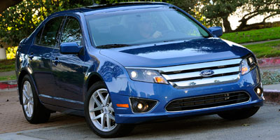 Used 2010  Ford Fusion 4d Sedan SEL at Good Wheels Calcutta near East Liverpool, OH