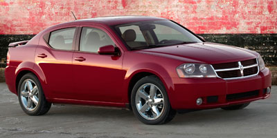 2009 Dodge Avenger   for Sale  - R5376A  - Fiesta Motors