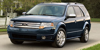 Used 2009  Ford Taurus X 4d SUV FWD Limited at Good Wheels Calcutta near East Liverpool, OH