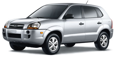 2009 Hyundai Tucson GLS  - R5685A