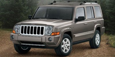 Used 2009  Jeep Commander 4d SUV 4WD Limited at Edd Kirby's Adventure Mitsubishi near Chattanooga, TN