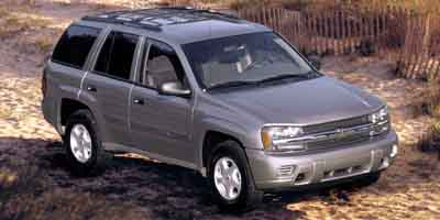 2002 Chevrolet TrailBlazer LS 2WD  for Sale  - R6388A  - Fiesta Motors