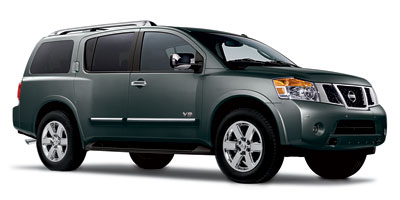 Used 2010  Nissan Armada 4WD 4dr Platinum at Bill Fitts Auto Sales near Little Rock, AR