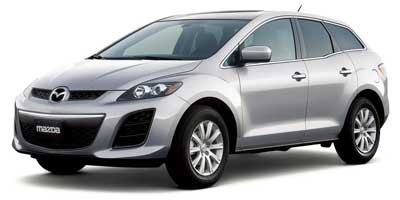 Used 2012  Mazda CX-7 4d SUV FWD i Sport at Good Wheels Calcutta near East Liverpool, OH