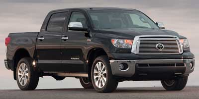 Used 2010  Toyota Tundra 4WD CrewMax 5.7L FFV at Naples Auto Sales near Vernal, UT