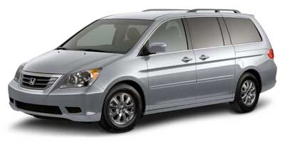 Used 2010  Honda Odyssey 5d Wagon EX w/RES at Express Auto near Kalamazoo, MI