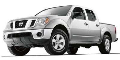 2012 Nissan Frontier SV 2WD Crew Cab  - 10545