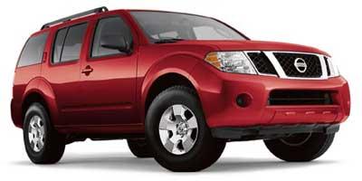 Used 2010  Nissan Pathfinder 4d SUV RWD S at Frontline Motors near Clayton, NC