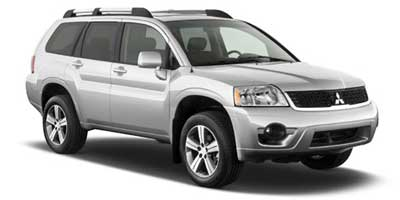 Used 2010  Mitsubishi Endeavor 4d SUV AWD SE at Car Zone Sales near Otsego, MS