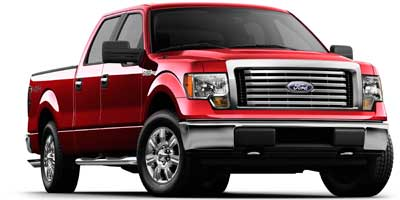2010 Ford F-150 SUPERCREW  - 101231