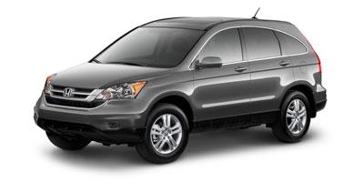 Used 2010  Honda CR-V 4d SUV FWD EX-L at Credit Now Auto Inc near Huntsville, AL