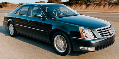 2010 Cadillac DTS  - Pearcy Auto Sales