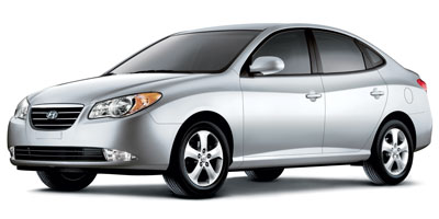 2009 Hyundai Elantra  - Fiesta Motors