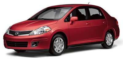 2011 Nissan Versa 1.8 S  for Sale  - R5378A  - Fiesta Motors