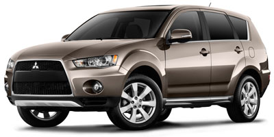 Used 2010  Mitsubishi Outlander 4d SUV FWD ES at The Gilstrap Family Dealerships near Easley, SC
