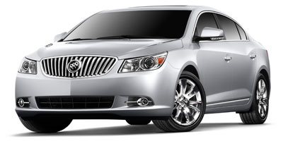 2010 Buick LaCrosse  - Pearcy Auto Sales