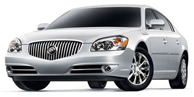 Used 2010  Buick Lucerne 4d Sedan CXL at Express Auto near Kalamazoo, MI