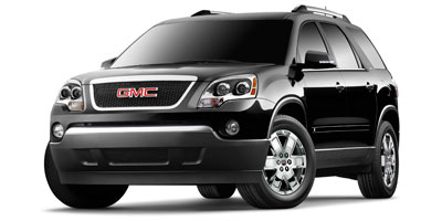 Used 2010  GMC Acadia 4d SUV FWD SLT-2 at Good Wheels Calcutta near East Liverpool, OH